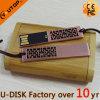 Le cadeau de promotion de signet de lecteur flash USB le plus neuf (YT-3294-02L1)