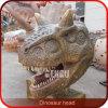 Fournisseurs de tête de dinosaur de résine de tenture