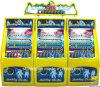 Aventura rápida - máquina de juego de fichas del rescate de la máquina de la lotería del juego de arcada del parque de atracciones