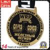 Медаль пожалования старого золота OEM поставкы изготовленный на заказ для поднятия тяжестей