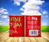 Sauce tomate en boîte par 4.5kg fine de sauce tomate de marque de Tom