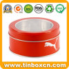 Round Window Tin Box, Tin Can, Metal Tin Packaging