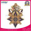 Pin personalizado do Lapel do emblema do metal do esmalte da liga do zinco