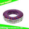 El PVC aisló el cable de alambre eléctrico torcido 2*1m m de Copper/CCA