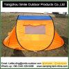 [بورتبل] [سونا] تصميم حديث [سون] يفرقع تغذية آليّة فوق خيمة