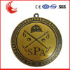 Nueva medalla de encargo acogida con satisfacción del medallón del metal del diseño 3D