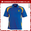 Großhandelschina-trockener Sitz Sports Polo-Hemden für Golf (ELTMPJ-273)