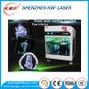 macchina della marcatura dell'incisione del laser 3D per il vetro di Crsytal