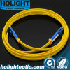 Optical Patch Cord LC to LC Duplex Sm 3.0mm Yellow