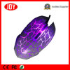 Convertisseur rétractable à LED 6D Wired USB Optical Gaming Mouse