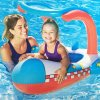Giant gonflable Emoji Pool Float Water Play Float Equipment
