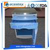 Hospital móvel médico prático do armazenamento do aço inoxidável da gaveta ao lado do gabinete (GT-TA036)