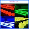 Bulbo colorido da esfera do pixel do diodo emissor de luz do estágio da Arte-Rede DMX512