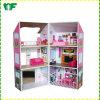 Casa de boneca engraçada do jogo do bebê da venda quente para crianças