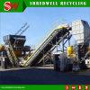 이용된 강철 재생을%s 폐기물 금속을 갈가리 찢기 위하여 기계를 재생하는 금속 조각