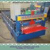 Telhado de cartão ondulado automático que faz a máquina