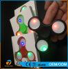 De hete Verkopende Buitensporige Plastic Lichte LEIDENE van Kleuren Spinner van de Hand