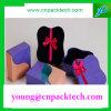 Rectángulo de joyería de lujo del rectángulo de regalo de la impresión de la caja de cartón