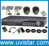 Sicherheitssystem CCTV-4CH Standalone DVR (DH1704KSB)