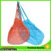 Естественный мешок шнура хлопка (2 пакета) для покупкы плодоовощ