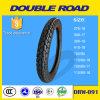 Venta caliente de Doubleroad de la marca de fábrica superior china en neumático de la motocicleta de la alta calidad del mercado 110/90-16 de África