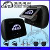 7  lettori DVD dell'automobile del poggiacapo con il pacchetto con il USB, deviazione standard, Fm, cuffia senza fili di IR (H708DA) dello schermo di monitor dell'affissione a cristalli liquidi di TFT DV/AV