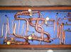 Медный агрегат трубы для центральной системы AC