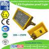 luz a prueba de explosiones de la prueba LED de la llama de 150W Atex