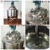 Sanitaria de acero inoxidable tanque de fermentación