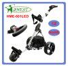 Cochecillo eléctrico del golf con el indicador digital del LED (HME-601LED)