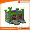 マルチ使用しなさい子供のプレイハウスの二重ドアの膨脹可能な弾力がある城(T2401)を