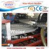 Machine ondulée de feuille de toiture de PVC diplôméee par CE