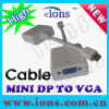 Миниый Dp к кабелю VGA (Mdpc603)