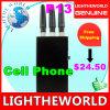De compacte Stoorzender van het Signaal van de Telefoon van de Cel GSM/CDMA/Dcs/Phs/3G het Vrije Verschepen
