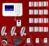 Широко используемая система безопасности GSM беспроволочная домашняя Burglarproof с сигналом тревога Auto-Dialer/SMS (TY1109-G7H)