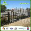 新式の熱いすくいの電流を通された柵の塀