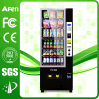 Bill Coin Operated Vending Machine para petiscos e Drinks de Sale