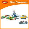 Игрушка Merry-Go-Round плана крытая электрическая