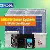 Kit solaire à la maison de système d'alimentation de production d'électricité de Moge 5kw Offgrid