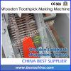 Toothpick de madera que afila la máquina, máquinas de madera del Toothpick
