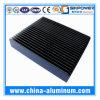 6063 t-5 het Zwarte Anodiseren het Profiel Heatsink van de Uitdrijving van het Aluminium