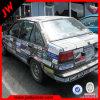 Etiqueta engomada de encargo del coche, etiqueta engomada del vinilo, etiqueta engomada del cuerpo de coche