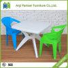 좋은 가격 다채로운 빛 PP 플라스틱 식사 의자 (Jerry)