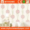 Papier peint décoratif floral pour la décoration à la maison