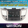 Hyundai IX25 Tucson 2016년 Head를 위한 Witson Windows Unit Car DVD