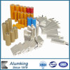 Stagnola della batteria dell'alluminio 1145 per la batteria di litio