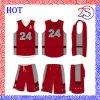 Nuovo di stile del commercio all'ingrosso di pallacanestro della Jersey di sport di usura spazio a buon mercato