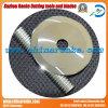Hoja de sierra circular para cortar aluminio tubería con material de carburo