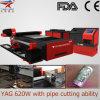 Metals CutのYAGレーザーCutting MachineのためのよいManufacturer