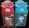 Коробка изготовленный на заказ печатание шаржа пластичная для игрушек (HH391)